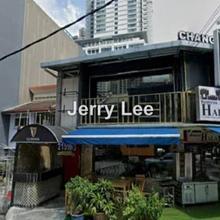 Jalan Berangan, Kuala Lumpur, Bukit Bintang