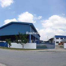 2 Acre Industrial land with factory(warehouse) Pengkalan 2 Industrial Park For Sale, Pengkalan 2, Ipoh