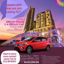 The Shore Residence, Melaka City