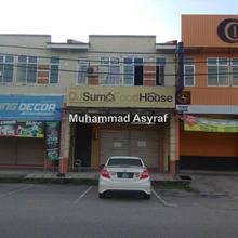 Shop Apartment Bandar Universiti, Seri Iskandar