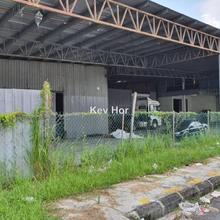Nusa Cemerlang Industrial Park, Gelang Patah