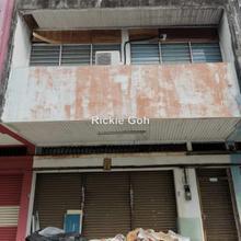 Lorong Perwira Double Storey Shoplot, Simpang Ampat