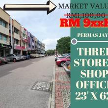 PERMAS MALL, Johor Bahru, Permas Jaya