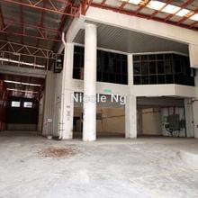 Semi D Factory Seri Alam Kota Putri, Taman Perindustrian Kota Putri , Permas Jaya