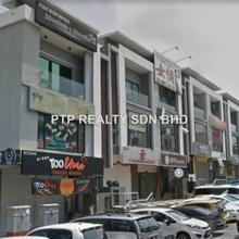 Taman Kinrara 4sty+2sty Conner Shop, jalan puchong, Puchong