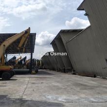 Industrial lot, Shah Alam, Bukit Jelutong
