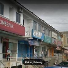 Jalan Sultan Ahmad, Pekan