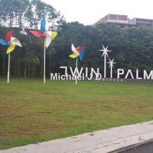 Twin Palm @ Kemensah, Taman Melawati