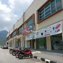 Double sty Shop, Falim, Desa Rishah, Menglembu