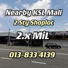 Jalan Dato Sulaiman, Johor Bahru