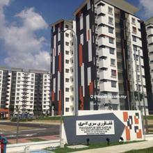 Seri Kasturi Apartments, Setia Alam