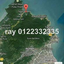 Below price, Commercial land, Batu Ferringhi