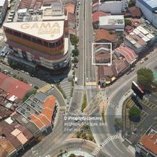 Jalan Dato Keramat, Double Storey Shophouses x 4 Units, Georgetown