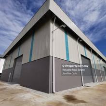 Single storey warehouse at Penang Science Park Bukit Minyak for sale, Simpang Ampat, Bukit Minyak