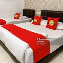 Kotasyahbandar Three Connected Double Storey Hotel, Kota Syah Bandar, Melaka Tengah