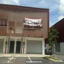 Retail shop office, Senawang