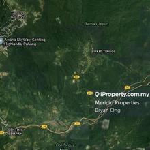 Bukit Tinggi, Janda Baik, Bentong, Raub, Bukit Tinggi, Bentong