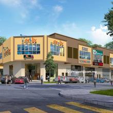 ROI 5%  Bentong Light Industrial Terrace Factory For Sale, Bentong