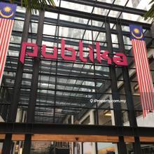 Solaris dutamas publika , Kuala Lumpur , Dutamas