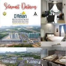 D'Aman Residence, Bandar Meru Raya, Ipoh