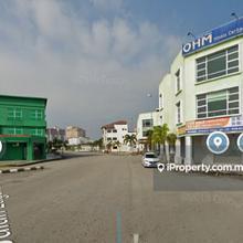 Lagenda Corner Shoplot, Melaka Tengah