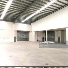 New Semi-D Factory For Sale@Nusajaya, Gelang Patah, Johor, Iskandar Puteri (Nusajaya)