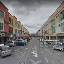 Taman Nusa Bestari Ground Floor Shop lot for Sale, Taman Nusa Bestari, Johor Bahru
