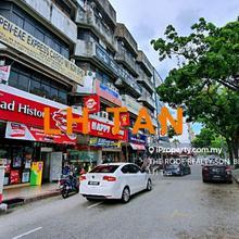 Relau Commercial Area, Relau