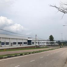 Kluang @3 acre Factory, Kluang