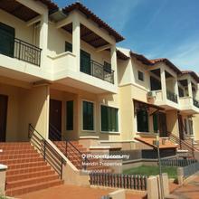 Taman Seri Bandar CASAVILLA 3sty Link House, Melaka Tengah