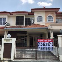Rooms for Rent in Bandar Puteri Puchong near McD, Bandar Puteri Puchong