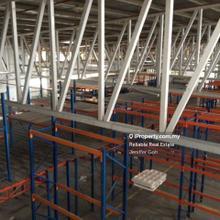 3 storey detached factory for sale @Perai Industrial Estate , Perai