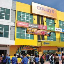3 storey Tenanted Shop In Jelapang@ ROI 4.86%, Jelapang, Ipoh