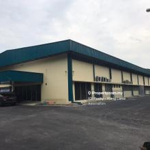 Single Storey Factory Kawasan Perindustrian Nilai, Nilai Industrial Area, Nilai
