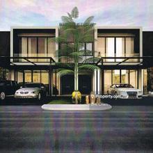 New 2sty semi d v clubhouse gated kajang, Serdang
