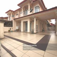 Double Storey Semi-D Cluster House, Vision Homes, Seremban 2
