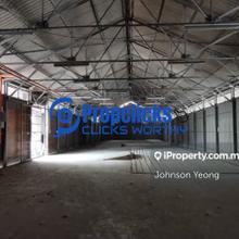 Jalan Patani Warehouse Industrial Purpose , Georgetown