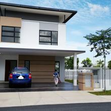 SemiD Endlot, Cheria Residence, Tropicana Aman, Telok Panglima Garang