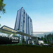 Kingfisher @ Putatan, Putatan, Penampang