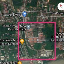 Ujong Pasir, Padang Temu, Melaka Tengah
