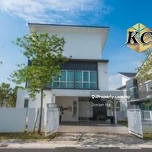 [70x100 Bungalow Corner] D'Laman Greenville, Klang, Bandar Bukit Tinggi