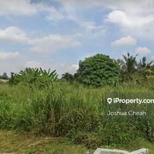 Residential Land -Taman Lunas Indah, Lunas