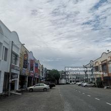 Tamam Idaman side by side unit for sale , Taman Idaman Shop House , Simpang Ampat