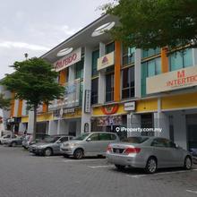 MainRoad Bay Avenue @ Queensbay , 3 storey shop lot @ BayAvenue , Bayan Baru