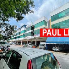 SHOP LOT SALE 3.5 STOREY AT PINE VILLAGE FACING LAKE ORIGINAL CONDITION, Paya Terubong