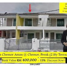 Desa chemor aman #perak, Chemor