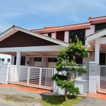 Last Unit Freehold 2 Storey Terrace For Sale , Bertam