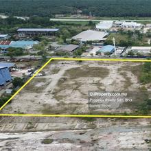 Penawar Industrial Land For Rent, Bandar Penawar, Pengerang