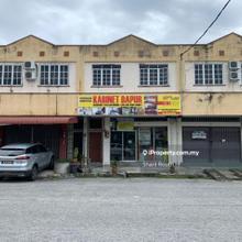 Kedai 2 Tingkat Bandar Universiti Seri Iskandar, Bandar Universiti Seri Iskandar, Seri Iskandar