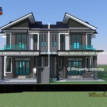 Semi-D Modern Panji Kota Bharu, Kota Bharu